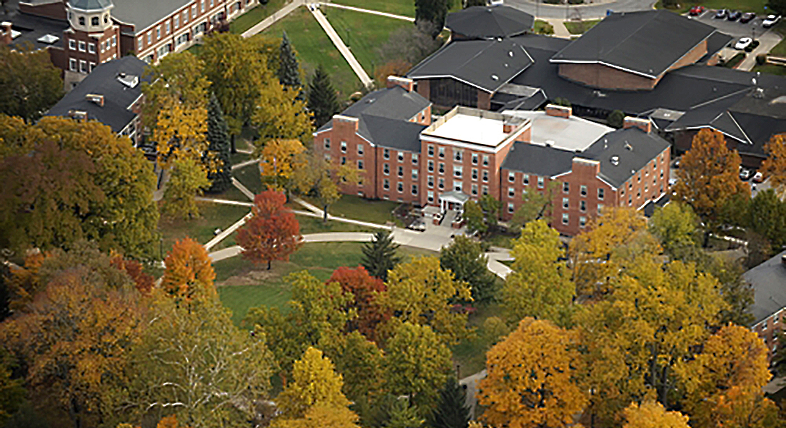 Earlham College Master Plan / Phase 1